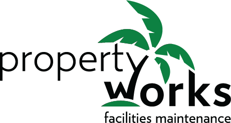Property Works Facilities Maintenance Logo